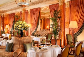 The Dorchester Afternoon Tea, Restaurant