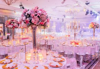 The Dorchester Wedding Venue, Orchid Room, Photography by Jacob and Pauline