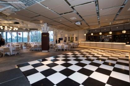 Twickenham Stadium Wedding Venue, Rose Suite