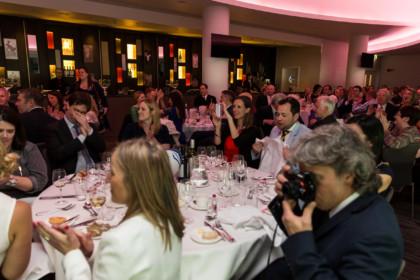 Twickenham Stadium Private Dinner, Members Lounge