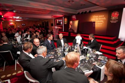 Twickenham Stadium Corporate Dinner, Rose Suite