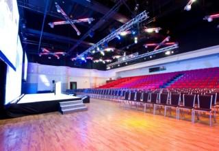 Twickenham Stadium Corporate Conference, Live Room
