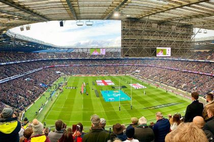 Twickenham Stadium Match Days, Stadium