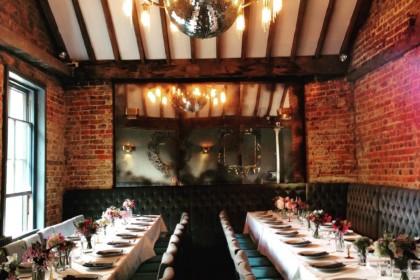 Upper House Corporate Dinner, Ballroom