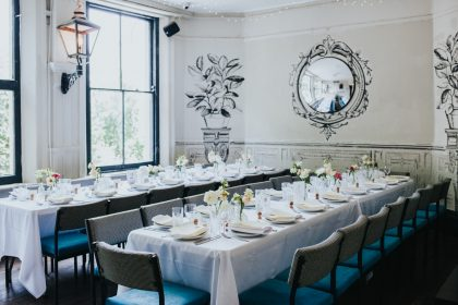 Upper House Wedding Venue, Upstairs, Photography by Eva