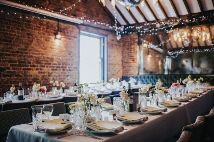 Upper House Wedding Venue, Ballroom