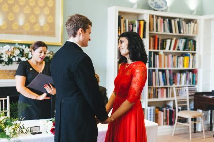 Asia House Wedding Venue, Library, Photography by Katy & Co