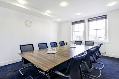 Asia House Corporate Meeting, Boardroom