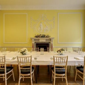 Asia House Private Lunch, Hutchison Room