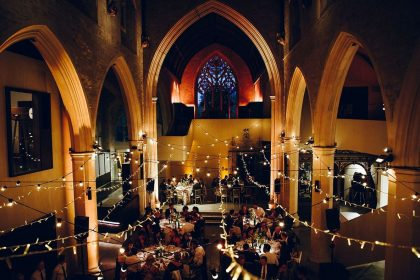 Garden Museum Wedding Venue, The Nave, Photography by Amy B