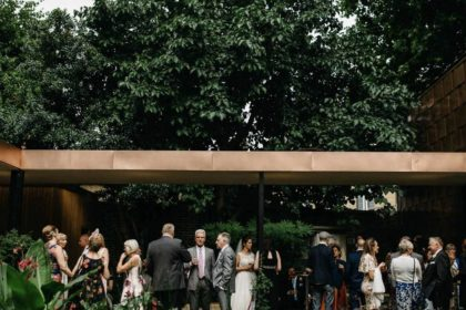 Garden Museum Summer Party, Sackler Garden