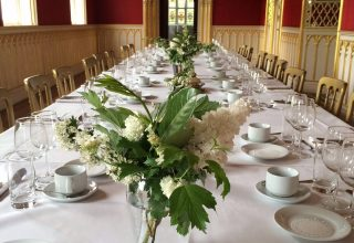 Strawberry Hill House Corporate Dinner, The House