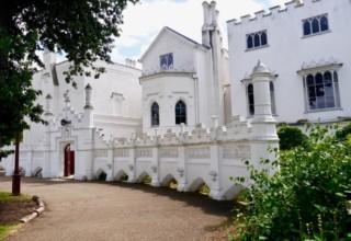 Strawberry Hill House Wedding Venue, Lawns