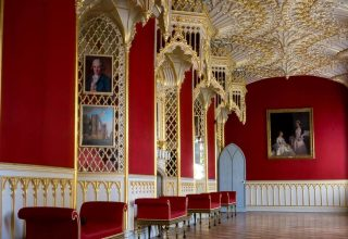 Strawberry Hill House Networking Event, The House