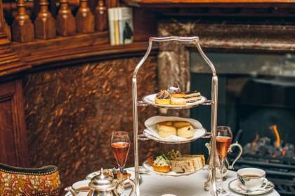 Brown's Hotel Afternoon Tea, Restaurant