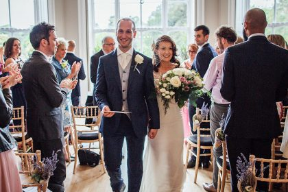 Nonsuch Mansion Wedding Venue, Orchid Room