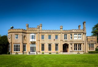Nonsuch Mansion Corporate Venue, Lawn