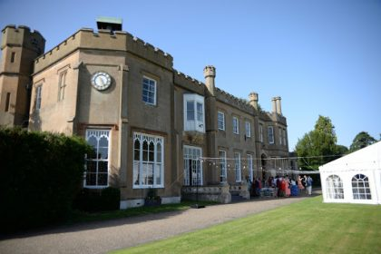 Nonsuch Mansion Networking Event, Lawn