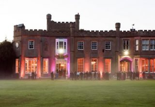 Nonsuch Mansion Private Party, Lawn