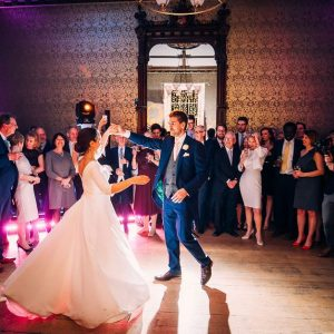 Nonsuch Mansion Wedding Venue, Rose Room, Photography by Albert Palmer
