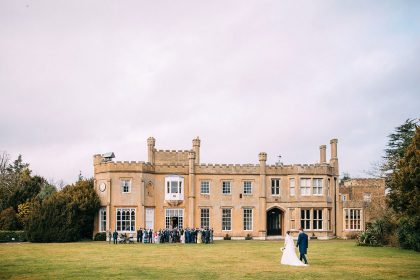 Nonsuch Mansion Wedding Venue, Lawn, Photography by Albert Palmer.jpg
