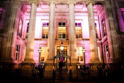 113 Chancery Lane Private Party Venue, Outside space