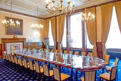 113 Chancery Lane Private Lunch, The David Lloyd George