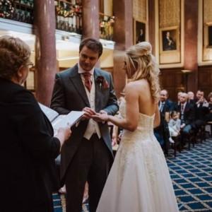 113 Chancery Lane Wedding Venue, The Reading Room