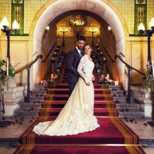 113 Chancery Lane Wedding Venue, Stairway