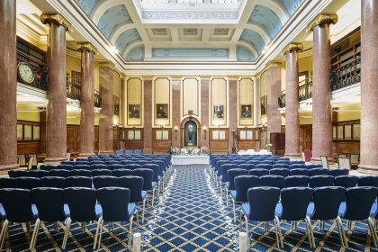 113 Chancery Lane Corporate Event, The Reading Room