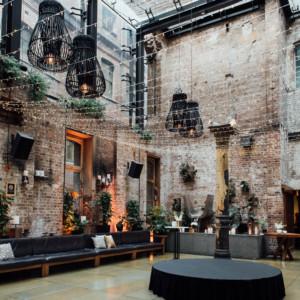 Establishment Bar Cocktail Party, Courtyard