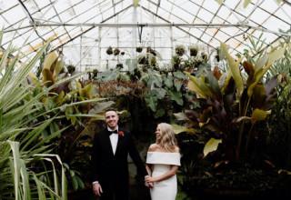 Melbourne Terrace at Royal Botanic Gardens wedding, Photo by Ashleigh Haase Photography