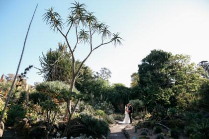 The Terrace, Royal Botanic Gardens Melbourne Wedding Venue, Whole Venue