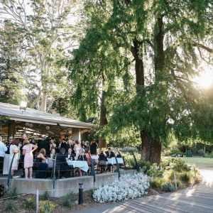 The Terrace, Royal Botanical Gardens Networking Event, Whole Venue