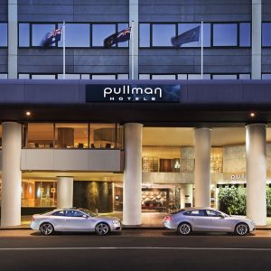 Pullman Sydney Hyde Park Wedding Venue, Entrance