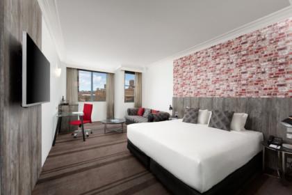 Guest Suite at Rydges Sydney Central