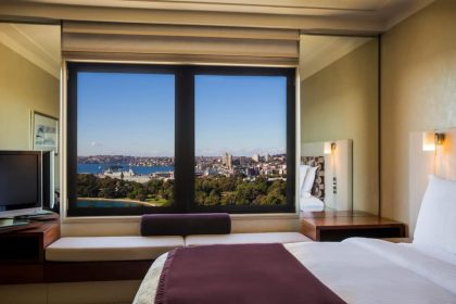 Guest Suite at Intercontinental Sydney
