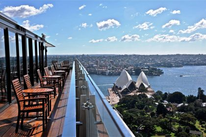 Intercontinental Sydney Networking Event, Lounge