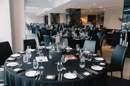 River's Edge Events Corporate Dinner, Whole Venue