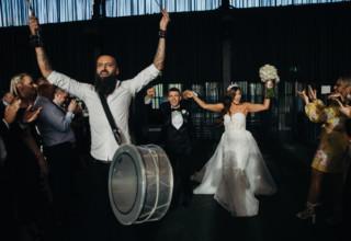 The Park Melbourne Wedding Venue, Whole Venue