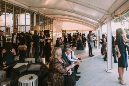The Park Melbourne Wedding Venue, Deck