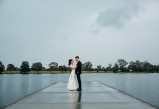 The Park Melbourne Wedding Venue, Outside space