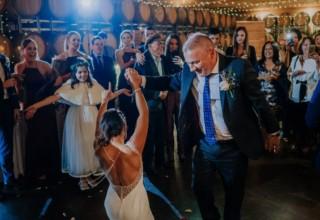 Calvin Estate Wedding Venue, Barrel Hall
