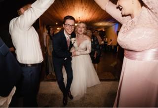 Calvin Estate Wedding Venue, Barrel Hall, Photography by Bryce Noone