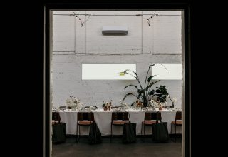 The Wool Mill Industrial Event Space Interior Photo by Art of Grace