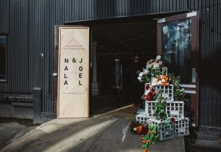 Gather & Tailor -Entrance-to-Gather-Tailor-Melbourne-wedding-Photo-by-She-Takes-Pictures-He-Makes-Films.jpg