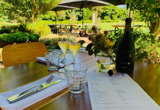 Shadowfax Winery Private Dining, Gardens