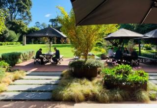 Shadowfax Winery Corporate Meetings, Gardens