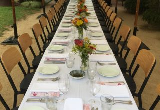 Shadowfax Winery Corporate Dinner, Grounds