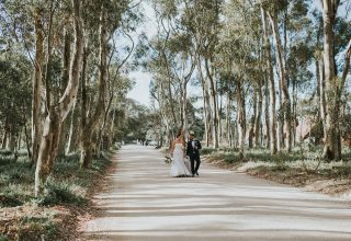 Shadowfax Winery Wedding Venue, Grounds, Photography by Theodore & Co